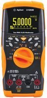 AGILENT TECHNOLOGIES U1253B MULTIMETER, DIGITAL, HANDHELD, 5 (Agilent Digital Multimeter)