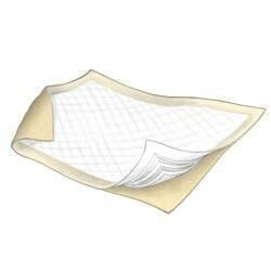 Kendall/Covidien 9173 Wings Maxima 30 X 30 Inch Beige Fluff/Polymer Disposable Underpads -
