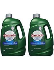 Cascade Advanced Power Liquid Machine Dishwasher Detergent with Dawn, 125-fl, Plastic Bottle (125 fl oz) -2 Pack