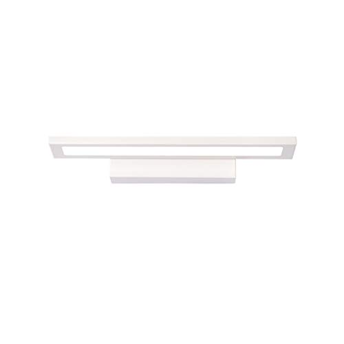 DSADDSD Led Mirror Headlights, Make-up Mirror Cabinet Mirror Light Fixtures (Color : B, Size : 52cm) ()