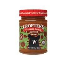Crofter's Organic - Premium Spread Organic Apricot - 10 oz. by Crofters Food Ltd.