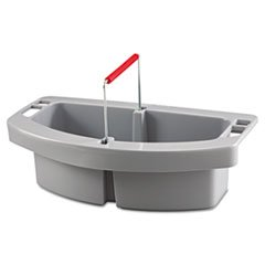 (3 Pack Value Bundle) RCP2649GRA Maid Caddy, Gray by RCP2649GRA