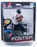 McFarlane Toys NFL Series 32 Arian Foster-Houstan Texans Action Figure