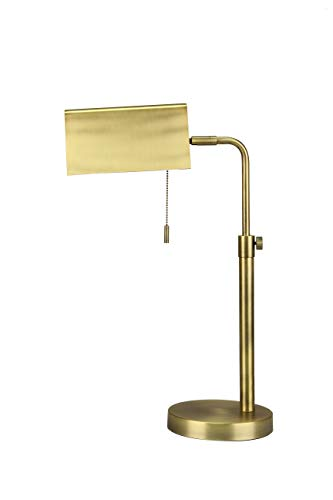 Gold Metal Task Lamp Lucia-01 by Benedi Lighting ()