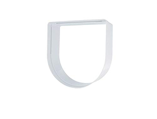 Túnel de ampliación blanco para 82690, profundidad de perfil: 50 mm