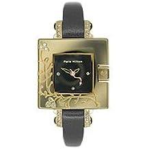Paris Hilton Small Square PH138.4336.99 Women's Golden Case