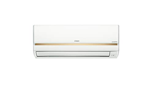 Hitachi 1.0 Ton 5 Star Inverter Split AC (Copper RSFG512HDEA Gold)