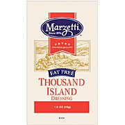 Marzetti Fat Free Thousand Island 60 ct box 1.5 oz pouches by Marzetti