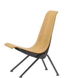 vitra antony chair by jean prouve 1954 amazon co uk kitchen home
