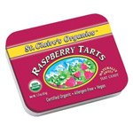 St. Claire's Organics Organic Mints & Sweets Raspberry Tarts 1.5 oz. tins (a)