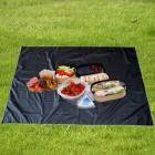 Dressffe Portable Extra Large Waterproof Picnic Blanket Rug Travel Outdoor Beach Camping Mat