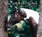 (Lesley Harrison The Spirit of Horses 2008 Wall Calendar )