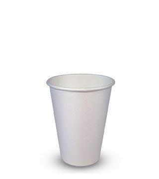 The Paper Cup Factory - Vasos desechables 50 x 200ml para bebidas frías y calientes: Amazon.es: Hogar