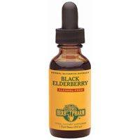 Herb Pharm - sureau noir Glycéré, 4 oz Liquid