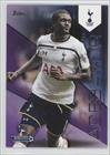 Emmanuel Adebayor #31/50 (Trading Card) 2014 Topps Premier Gold - [Base] - Purple #136