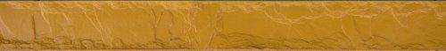 Chiseled Slate Concrete Stamp Step Insert-8''