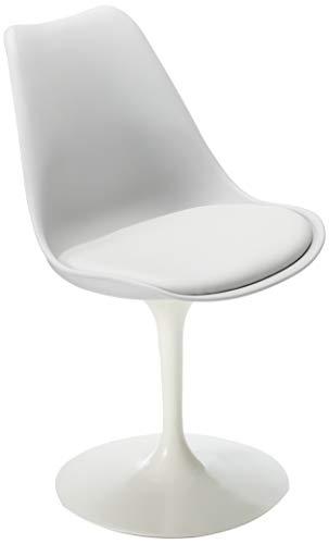 Astonishing Amazon Com Eero Saarinen Style Tulip Chair Grey Chairs Onthecornerstone Fun Painted Chair Ideas Images Onthecornerstoneorg
