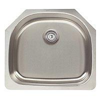 Astracast Edge Range Single Bowl Bar/Prep Sink