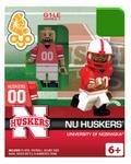 University of Nebraska College Football Oyo Mini Figure NCAA Licensed