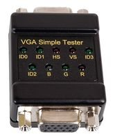 TENMA 72-9270 CABLE TESTER, VGA IN-LINE (Vga Cable Tester)
