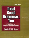 Real Good Grammar Too 9780787243098