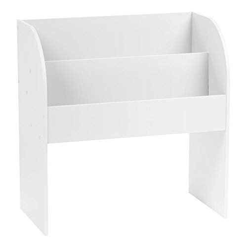 IRIS USA, Inc. 595900 KBS-2 Kid's Wooden Bookshelf White