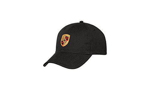 Racing Flex Fit Cap - Porsche Flex-fit Crest Cap, Officially Licensed