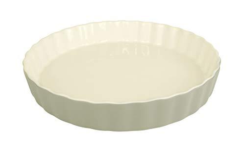 LE REGALO HW1225 Stoneware Round Baking Dish,