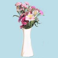 Circle of Love Tall Bud Vase Retired 116496
