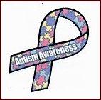 Autism Alert Temporary Tattoo (10 -