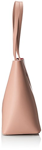 Chicca Borse 8610, Borsa a Spalla Donna, 40x38x14 cm (W x H x L) Rosa