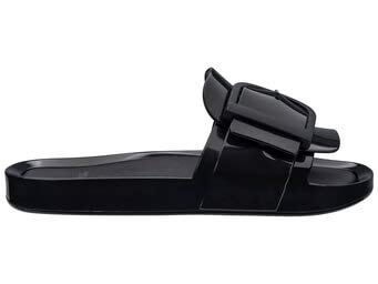 Mod Melissa to Women's Made Sandal Brazil Black 32286 in IV Slide Black Beach rqqAFt