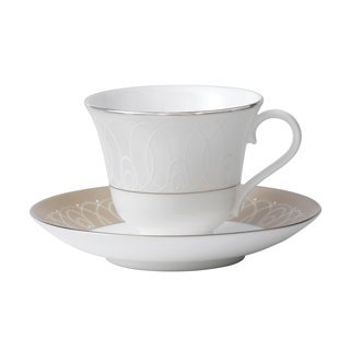 et Icing Pearl TEACUP, 6 OZ by Waterford ()