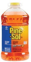 Pine-Sol All-Purpose Cleaner, Orange Energy Scent, 144 oz Bottle (3 Pack) - Scent 144 Ounce Bottle