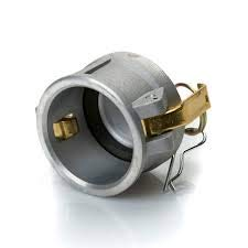 Campbell Fittings DC-AL-600 6'' Type DC Aluminum Cam and Groove Hose Fitting