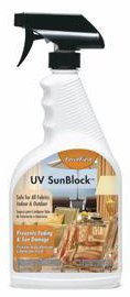ForceField - UV Sunblock Fabric Protector - Prevent UV Ray Damage - 22oz