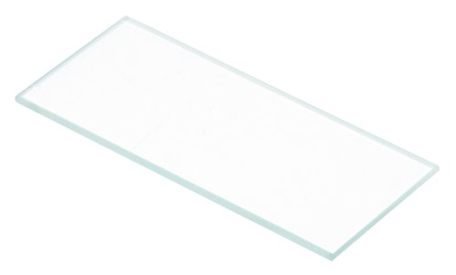 Forney 56801 Cover Lens, Non-Hardened Glass, 2-Inch-by-4-1/4-Inch, Clear - Glass Lens Window Cover