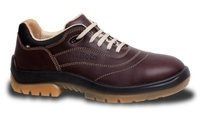 7300BKK 44 BETA SIZE 10/44 FULL-GRAIN LEATHER SHOE HIGHLY BREATHABLE EN20345 S3 SRC