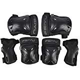 BCSLINE JP BMX Cycling Knee Pads Elbow Pads Wrist Guards 3 i
