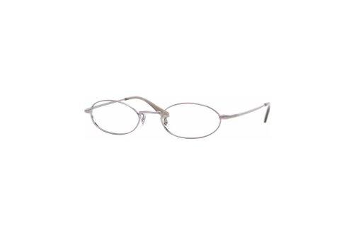 RAY BAN 6160 RB6160 2531 LIGHT BROWN GLOSS METAL FRAME EYEGLASSES GLASSES EYEWEAR, - Ray Glasses Frameless Ban