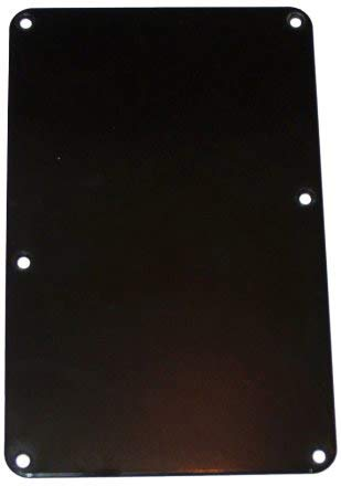 Jackson 006-0288-000 Tremolo Cover Plate - Black for sale  Delivered anywhere in USA