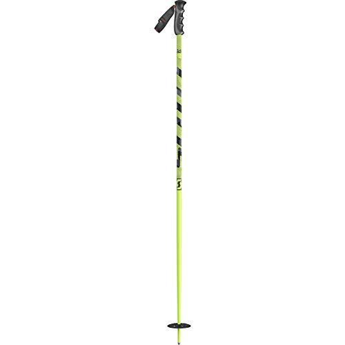 (Scott Team Issue Ski Poles Yellow, 125cm)