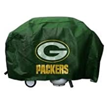 Officially Licensed NFL Green Bay Packers Deluxe Grill Cover