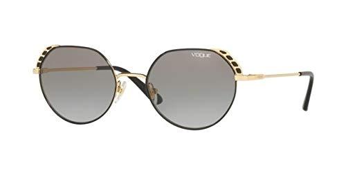 Ray-Ban 0VO4133S Gafas de sol, Gold/Black, 53 para Mujer ...