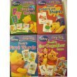 Disney Learning I Can Learn With Pooh Flash Cards by Disney