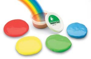 Norco Rainbow-Putty, Color: Medium Green, 5 lb by North Coast Medical