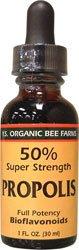 YS Royal Jelly/Honey Bee - Propolis 50% Super Strength, 1 fl oz liquid