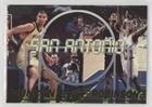 (Tim Duncan; David Robinson (Basketball Card) 1997 Press Pass Double Threat - [Base] #34)