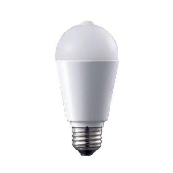 パナソニック 【ケース販売特価 10個セット】 LED電球 一般電球形 ひとセンサタイプ 広配光タイプ 60形相当 電球色 E26口金 LDA8L-G/KU/NS_set B07F1N92WP