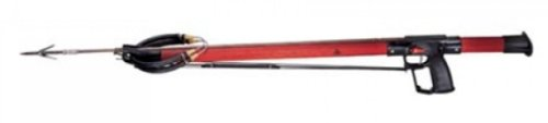 AB Biller 32in Special Speargun - Padauk for Scuba Diving and Spearfishing (Best Speargun On The Market)